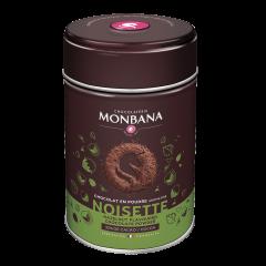 Chocolat en poudre arôme noisette