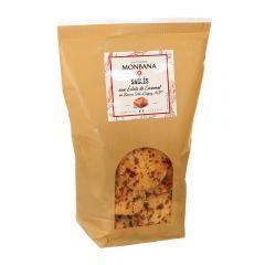 Sablés éclats de caramel au beurre salé d'Isigny