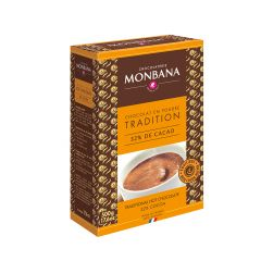 Chocolat en poudre tradition, grand format
