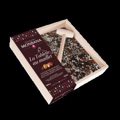 Tablette à casser au chocolat noir, format plaisir