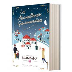 """Coffret livre """"les merveilleuses gourmandises"""""""