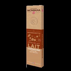 Monbanette chocolat au lait cappuccino