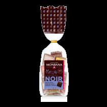 Assortiment de 50 carrés de chocolat noir