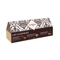 Ballotin des classiques du maître chocolatier - 24 chocolats fins