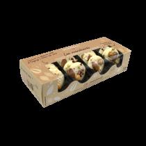 Coffret duo de mendiants au chocolat blanc