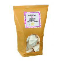 Meringues arôme vanille Bourbon de Madagascar